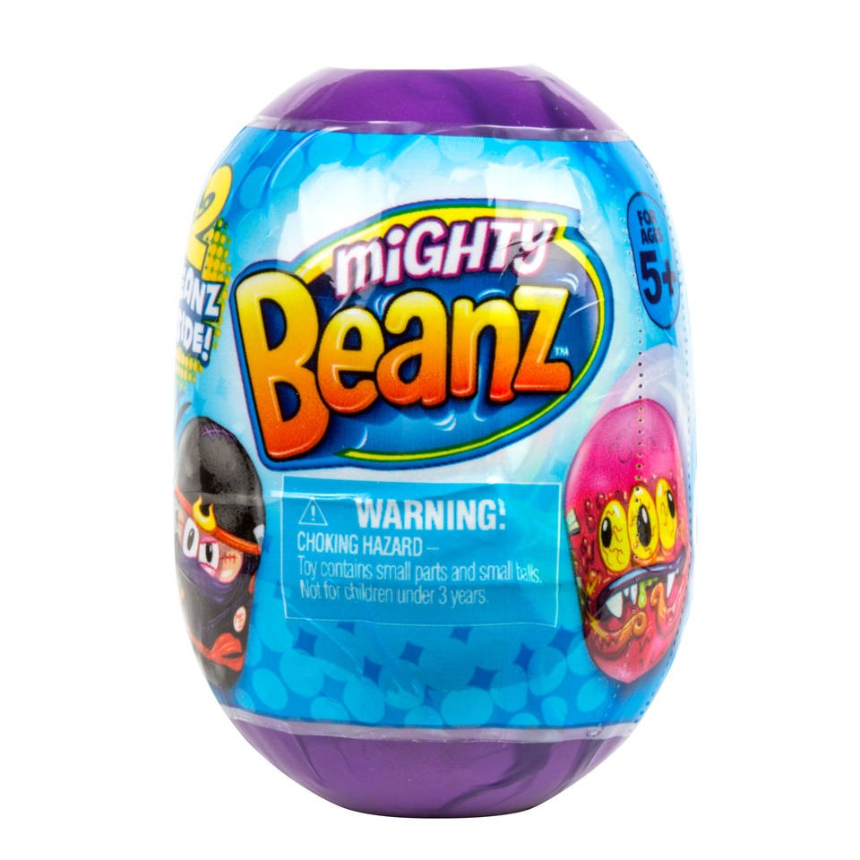 Mighty Beanz Series 1 set van 2