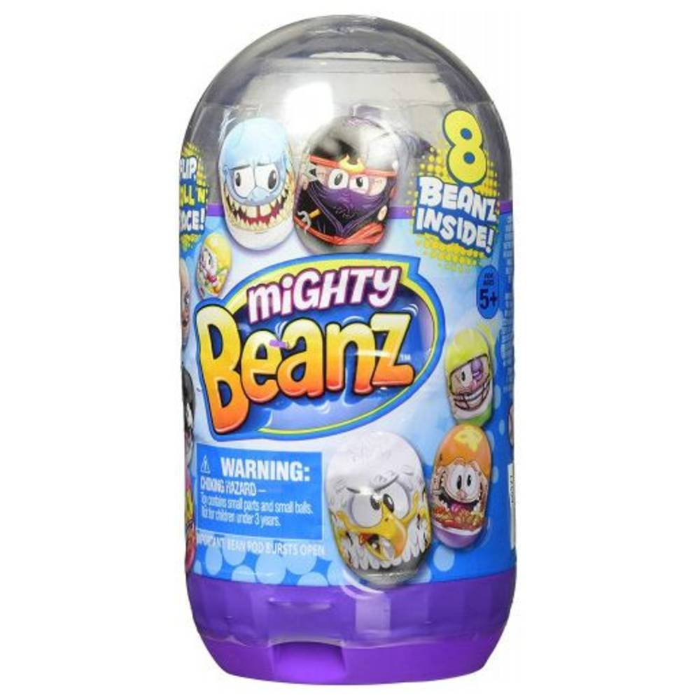 Mighty Beanz Series 1 Slam set - 8 stuks