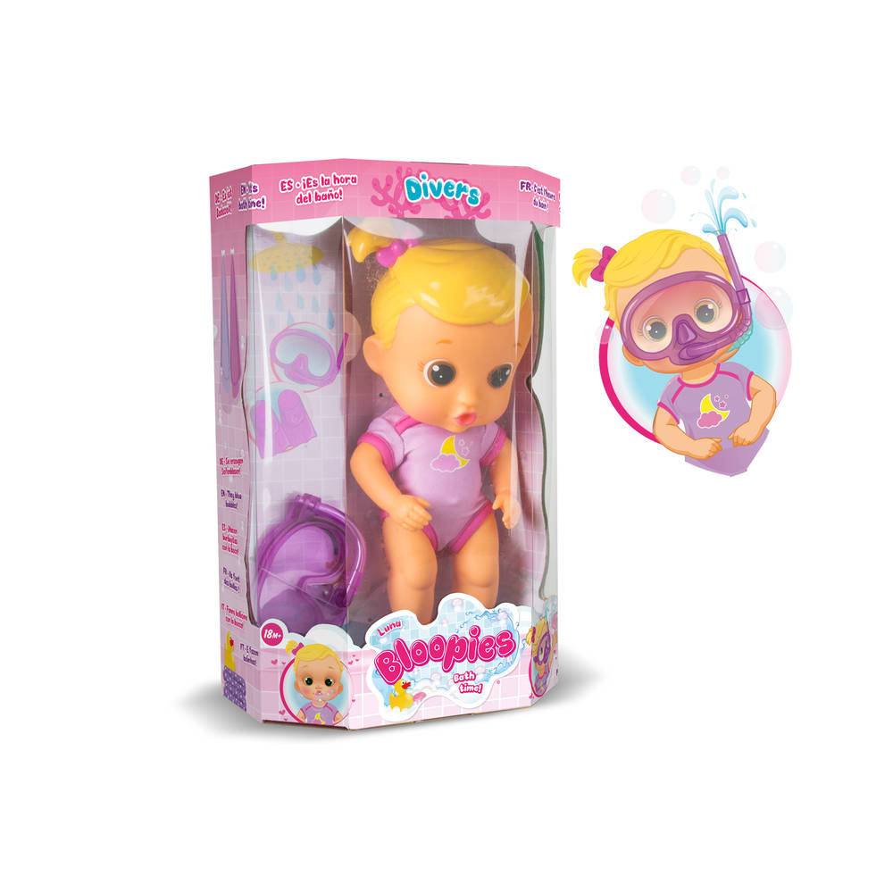 Bloopies babypop Luna