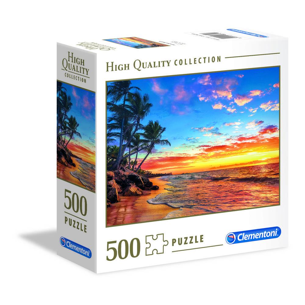Clementoni puzzel Paradise Beach - 500 stukjes