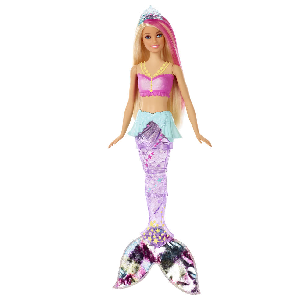 Barbie Dreamtopia pop twinkelende lichtjes zeemeermin