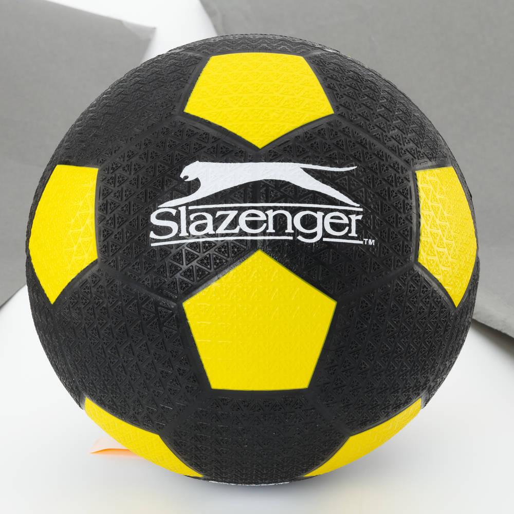 Rubber voetbal - maat 5