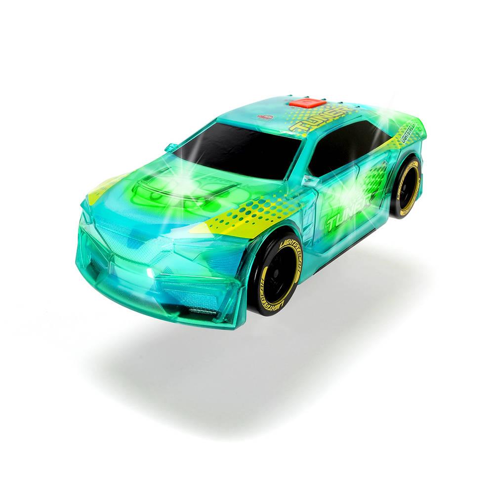 Dickie Toys auto Lightstreak Tuner - 20 cm - groen