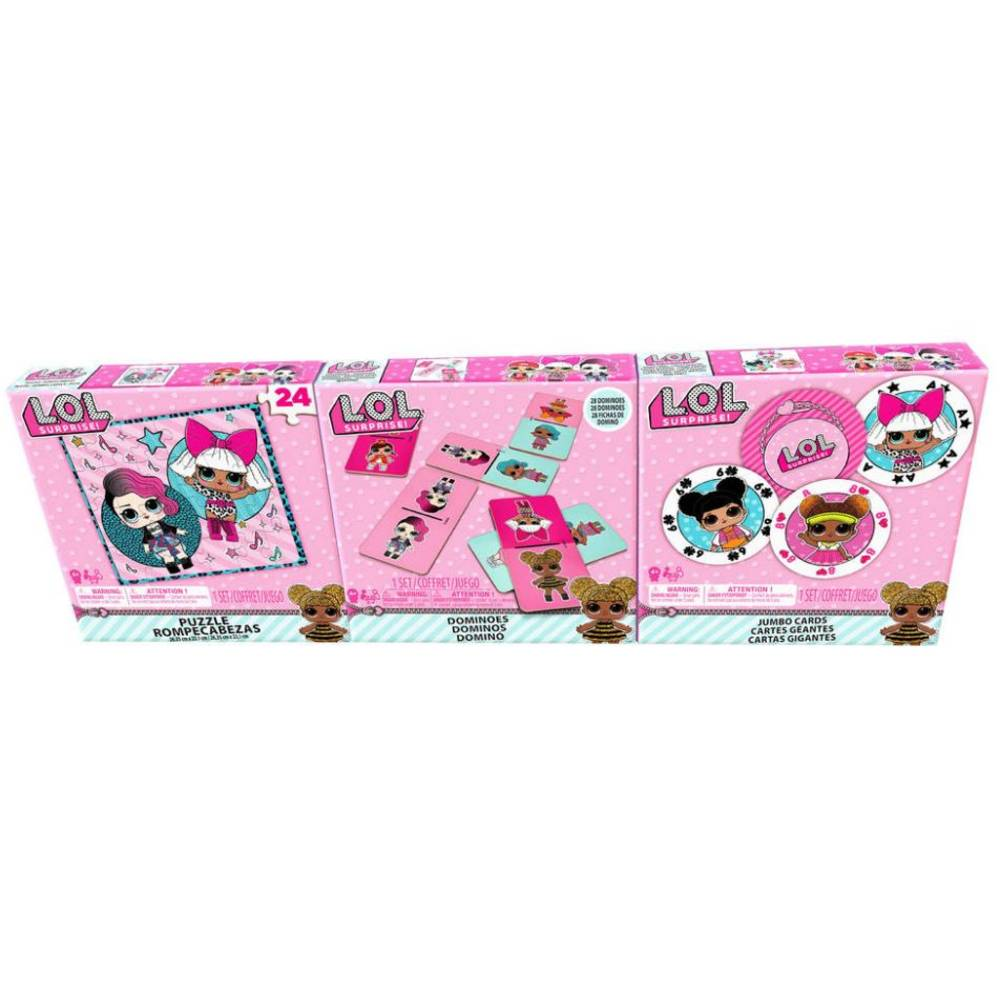 L.O.L. Surprise! 3-pack bundel