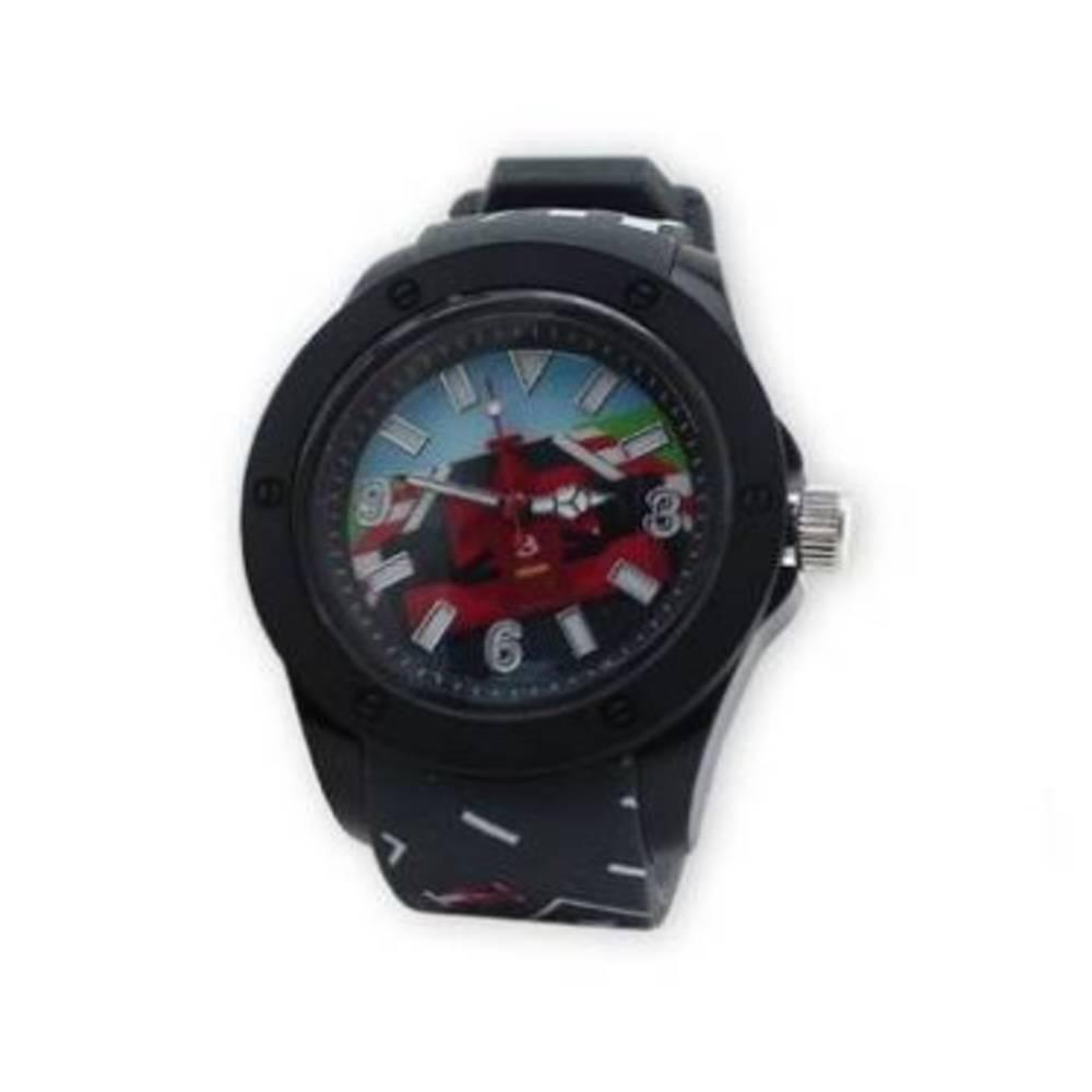 Raceauto horloge