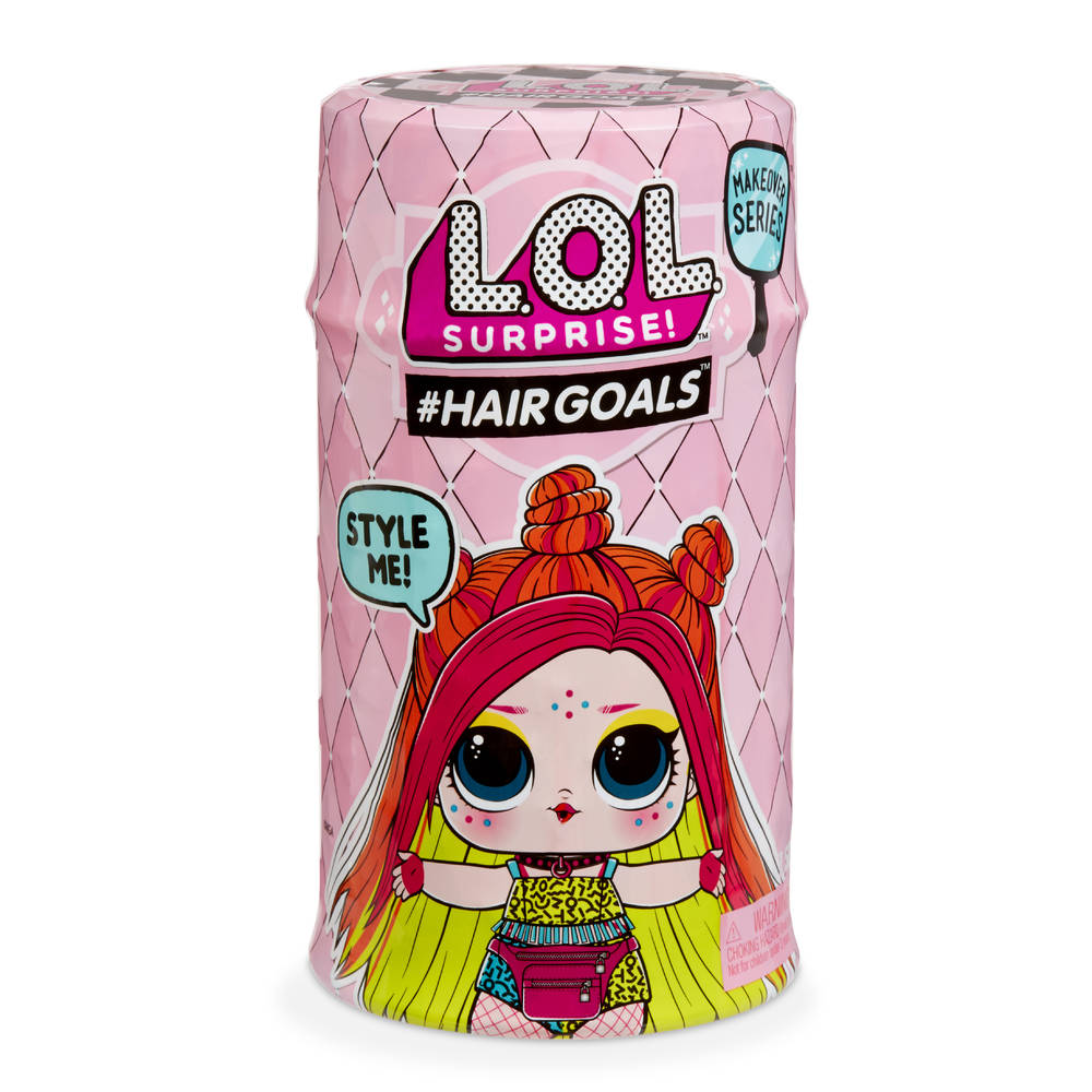 L.O.L. Surprise! Hairgoals Serie 2A/2B