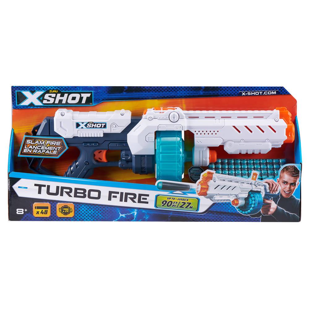 Zuru X-Shot Excel Turbo Fire