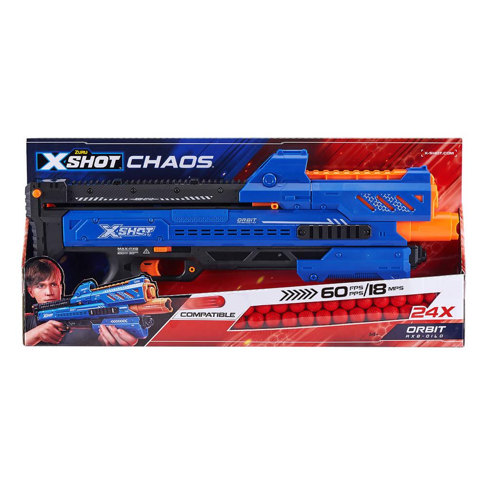 Zuru X-Shot Dart Ball Blaster - 24 darts