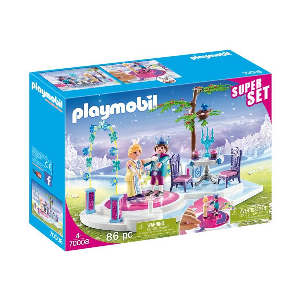 PLAYMOBIL Super Set Koninklijk bal 70008