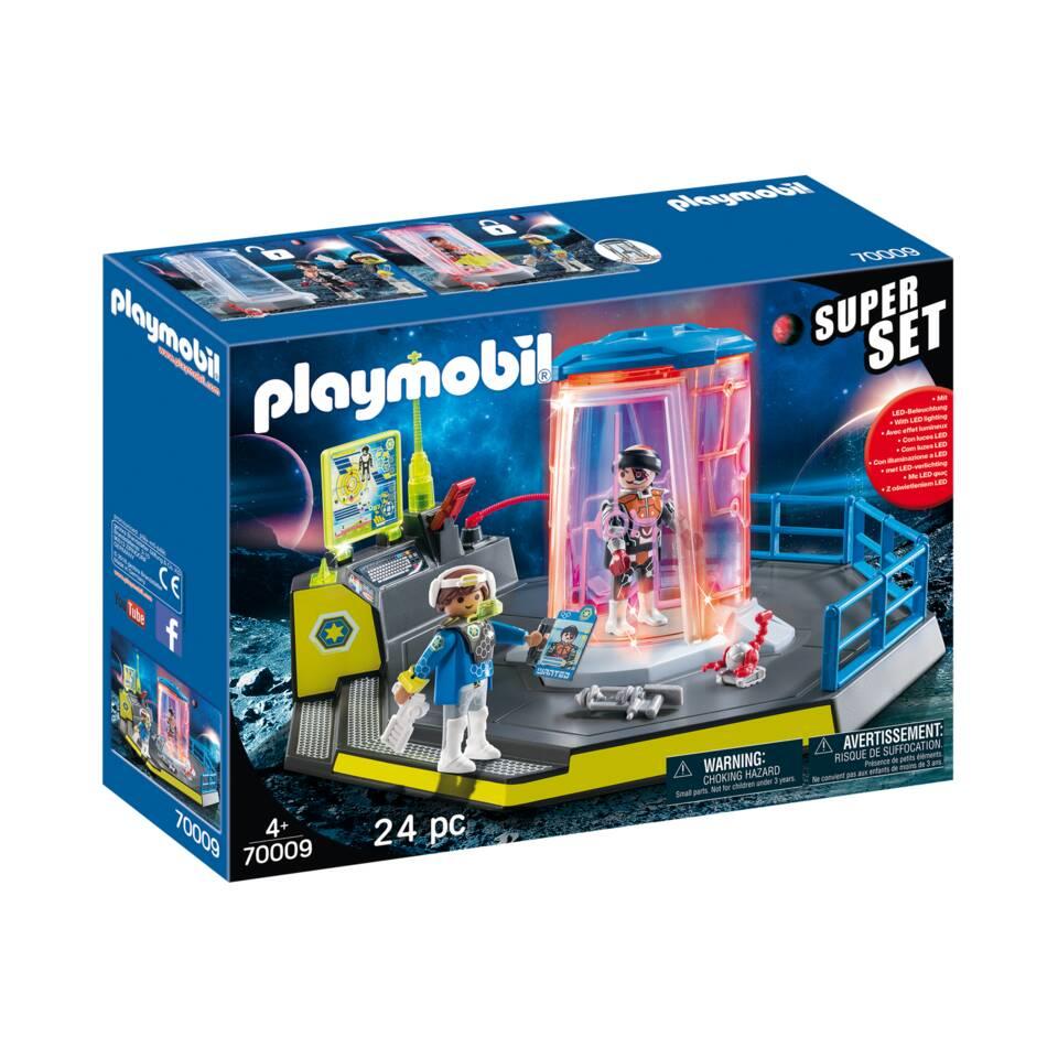 PLAYMOBIL Super Set Galactische politie 70009