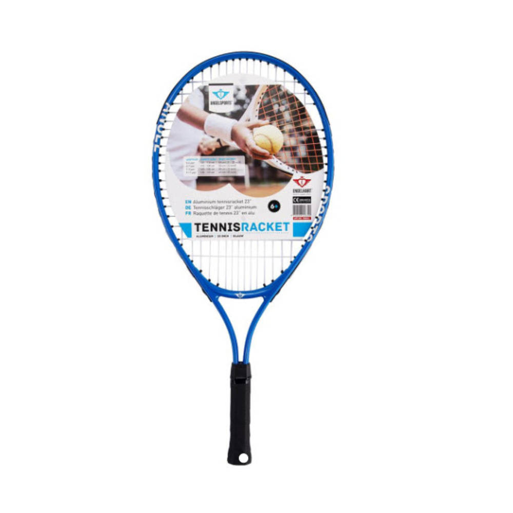 Tennisracket - 58 cm - blauw