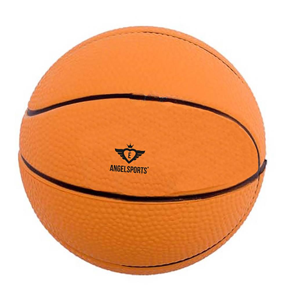 Basketbal soft foam - ⌀ 12,5 cm - oranje