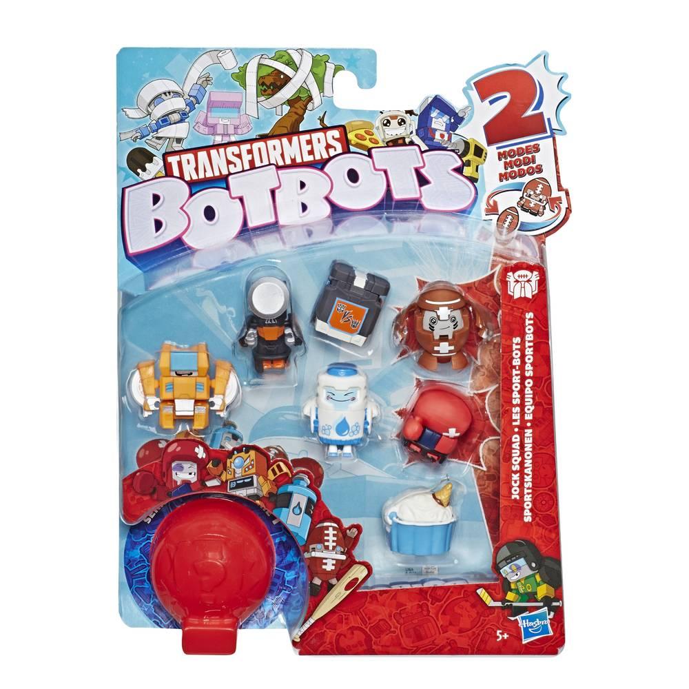 Transformers BotBots set van 8