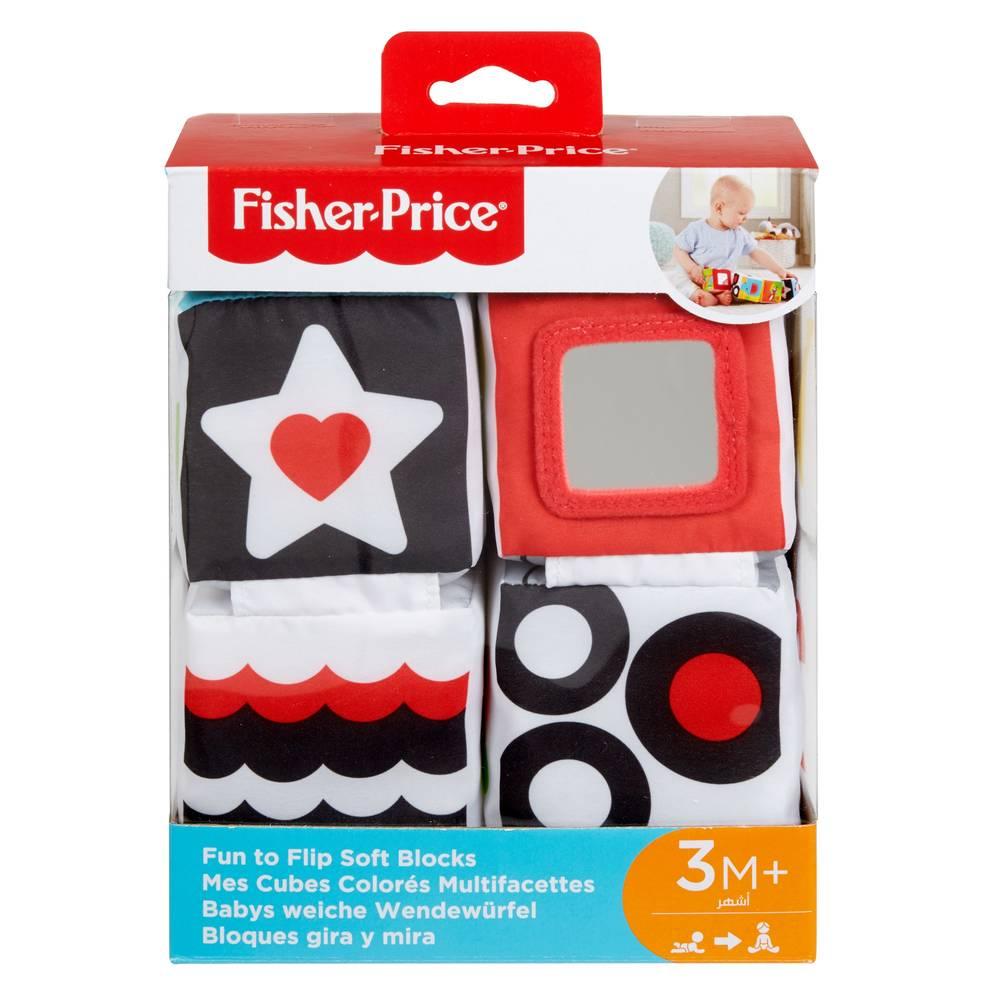 Fisher-Price zachte leerzame blokken