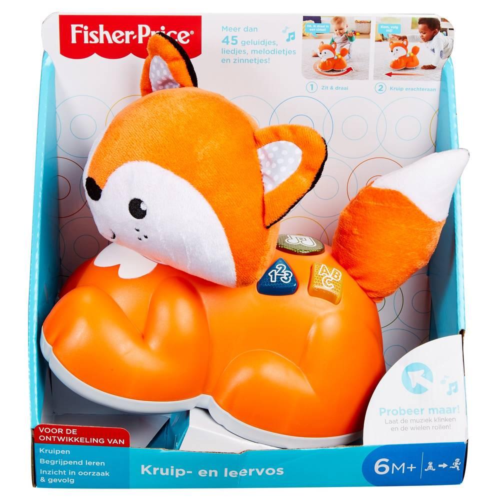 Fisher-Price kruip en leer vos
