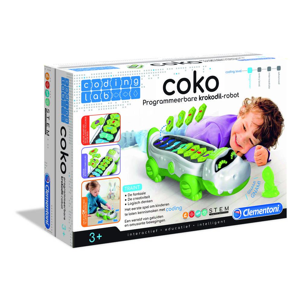 Clementoni Coding Robot Coko