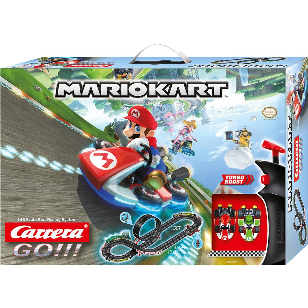 Carrera Go!!! Nintendo Mario Kart 8 racebaan