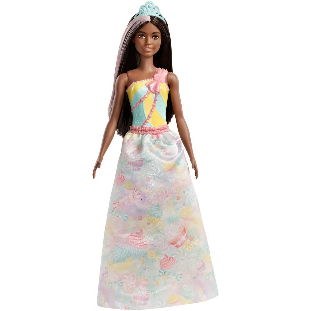 Barbie Dreamtopia prinses - donker haar