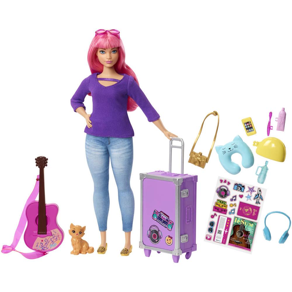 Barbie Daisy gaat op reis pop