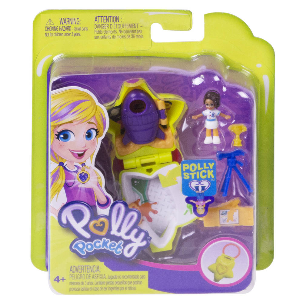 Polly Pocket Tiny Pocket Places Polly's picknick