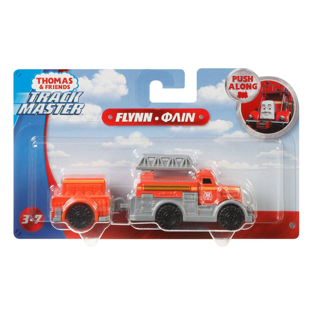 Thomas & Friends TrackMaster Flynn + wagon