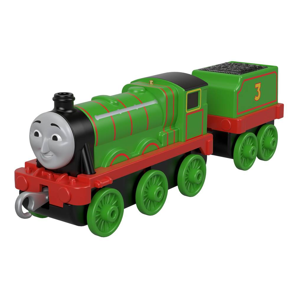 Thomas & Friends TrackMaster Henry + wagon