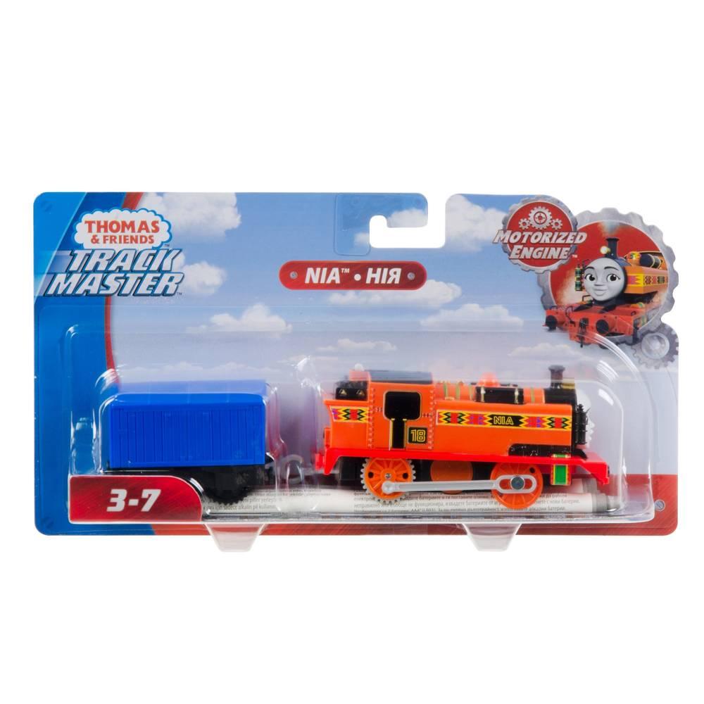 Thomas & Friends TrackMaster Nia + wagon