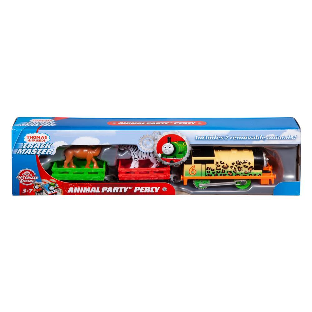 Thomas & Friends TrackMaster Animal Party Percy
