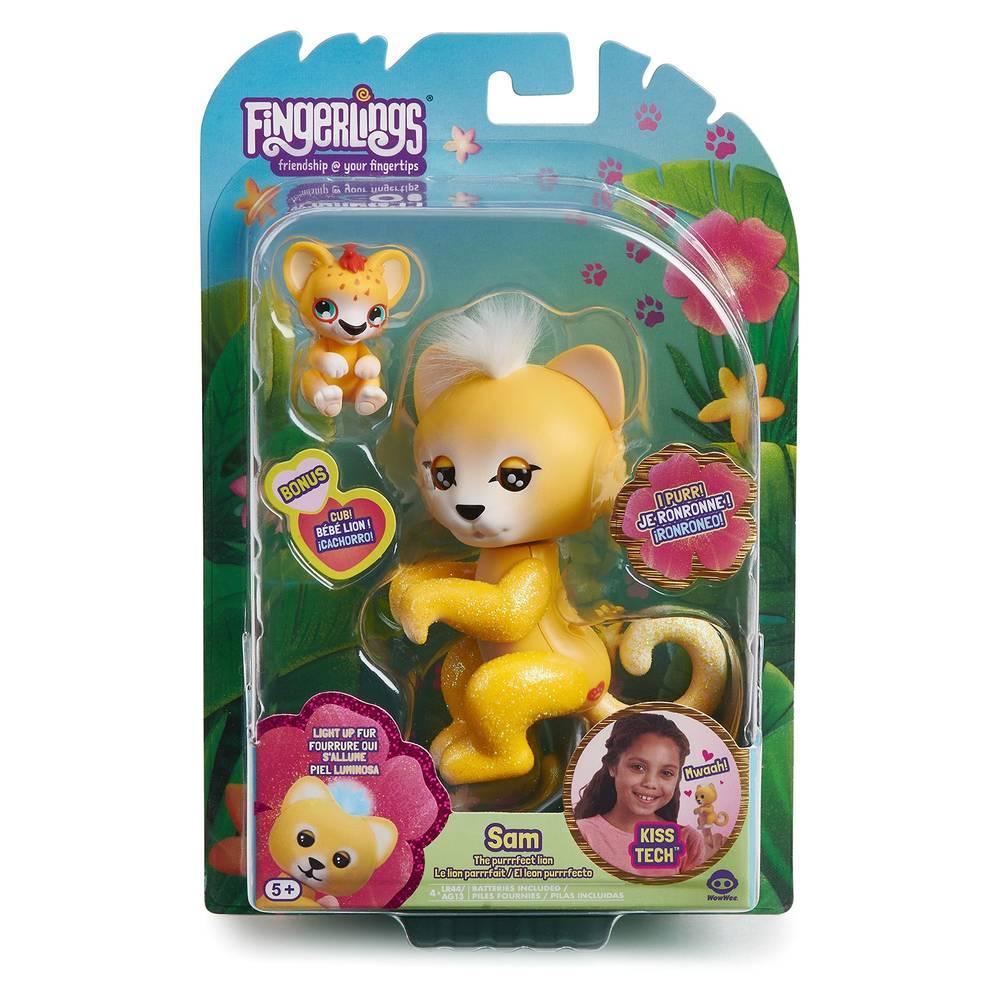 Fingerlings baby leeuw Sammy