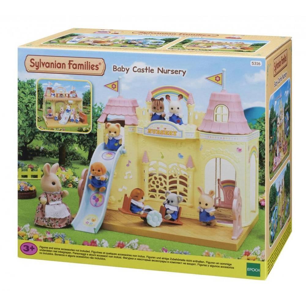 Sylvanian Families baby creche kasteel 5316