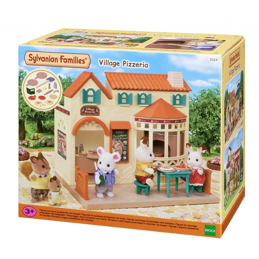 Sylvanian Families pizzadorp 5324