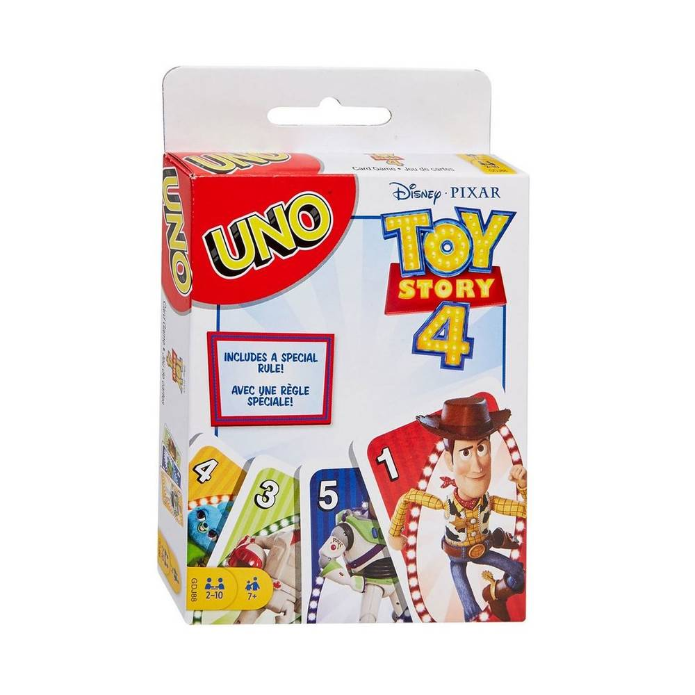 Disney Toy Story 4 UNO kaartspel
