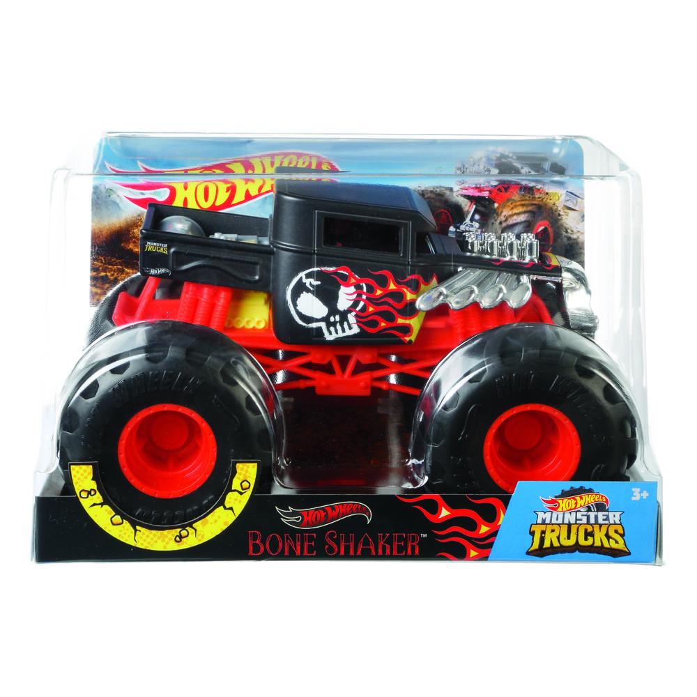 Hot Wheels monster truck Bone Shaker - 1:24