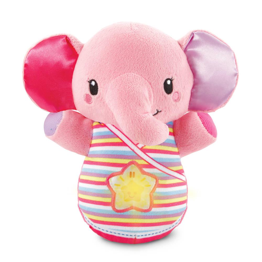 VTech bedtijd olifantje - roze
