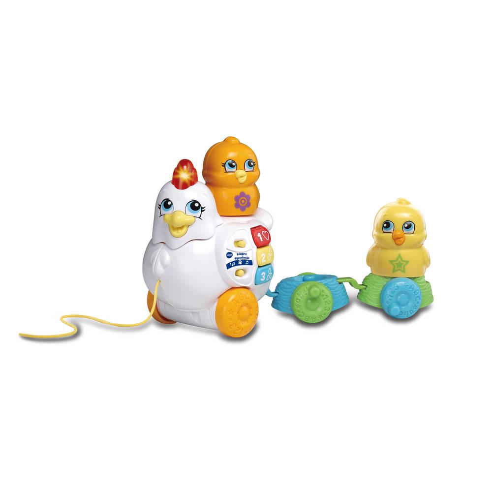 VTech kakelpret kippenfamilie