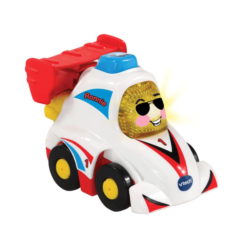 VTech Toet Toet Auto's Ronnie raceauto