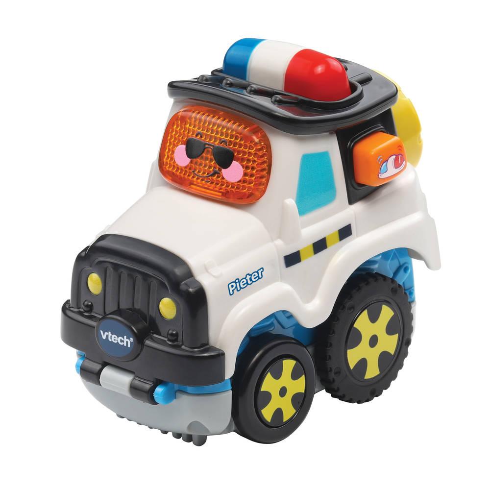 VTech Toet Toet Auto's Press & Go Pieter politie