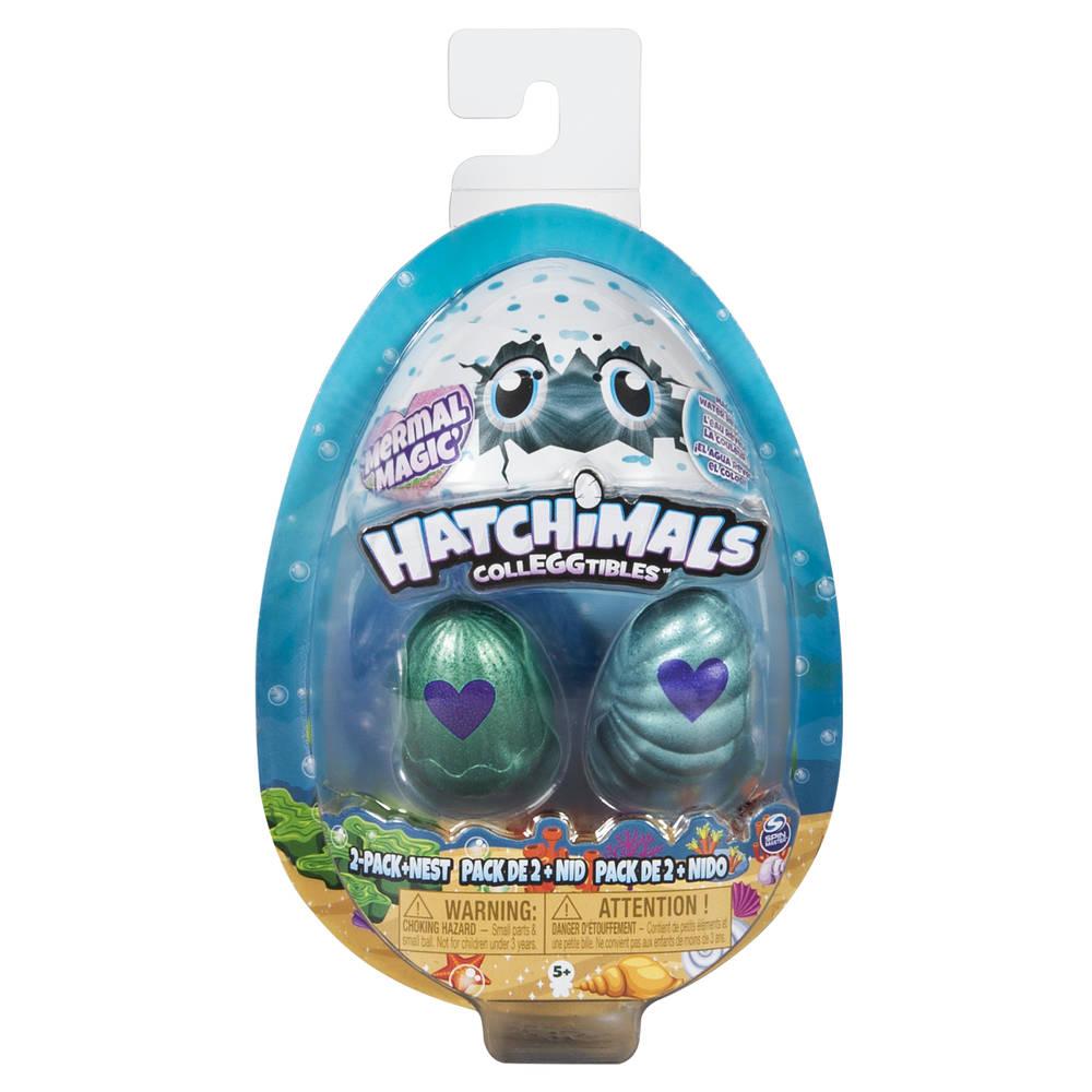 Hatchimals CollEGGtibles 2 -pack met nest seizoen 5