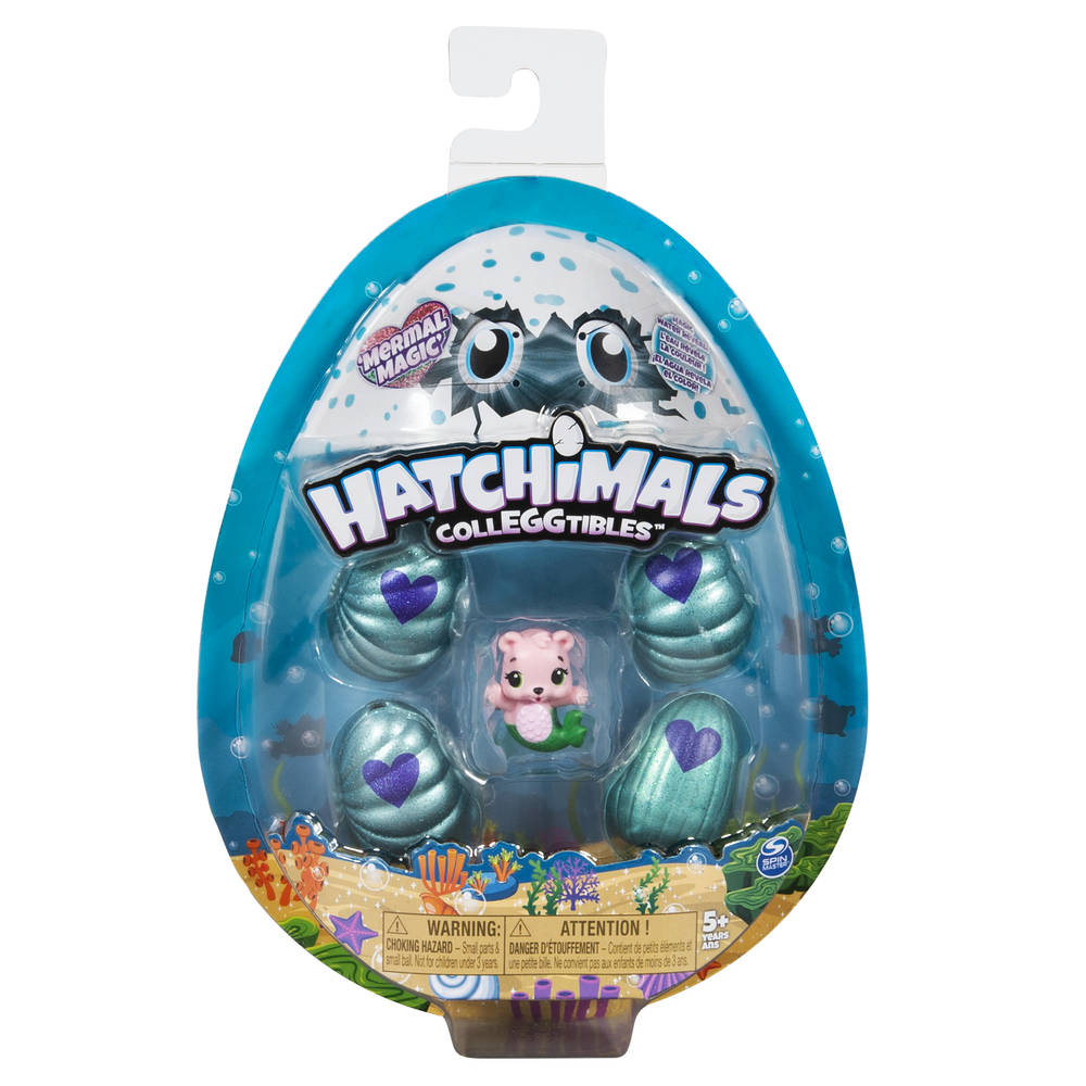 Hatchimals CollEGGtibles 4 -pack met bonus seizoen 5
