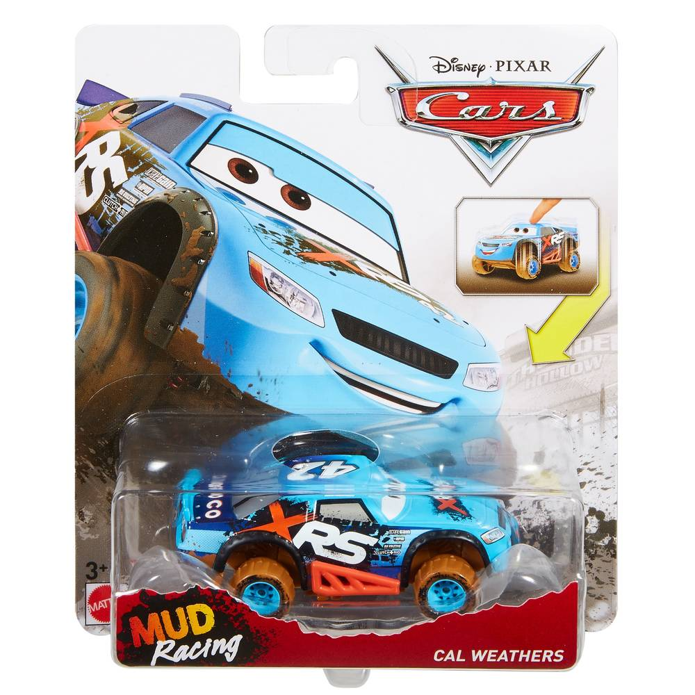 Disney Cars XRS Cal Weathers