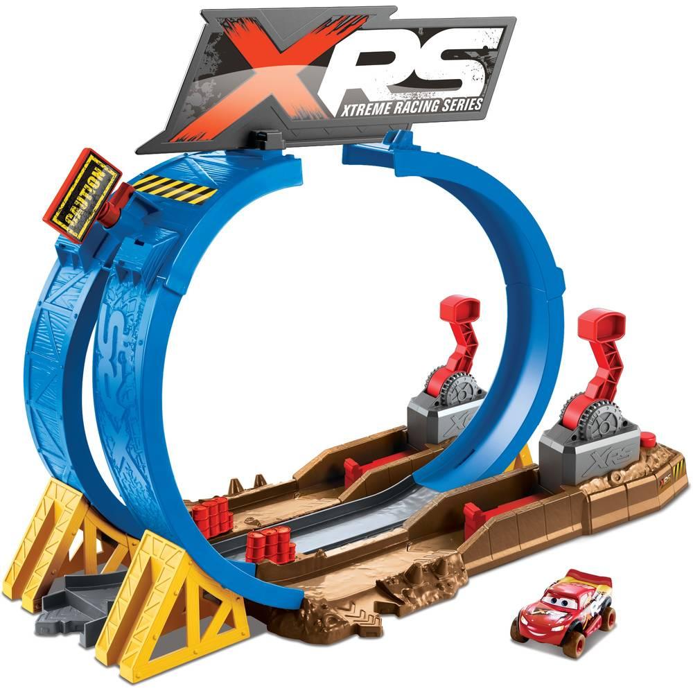 Disney Cars XRS Smash 'n Crash Challenge