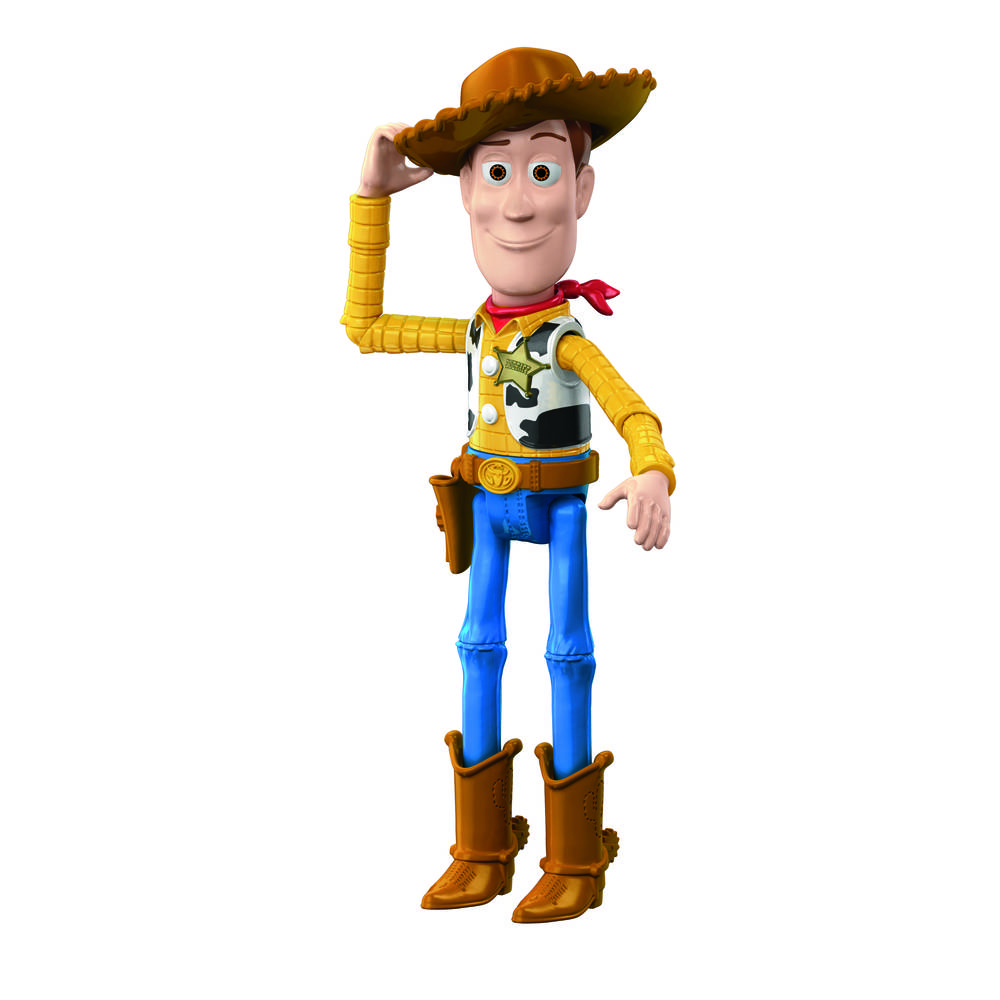 Disney Toy Story 4 Woody - 18 cm