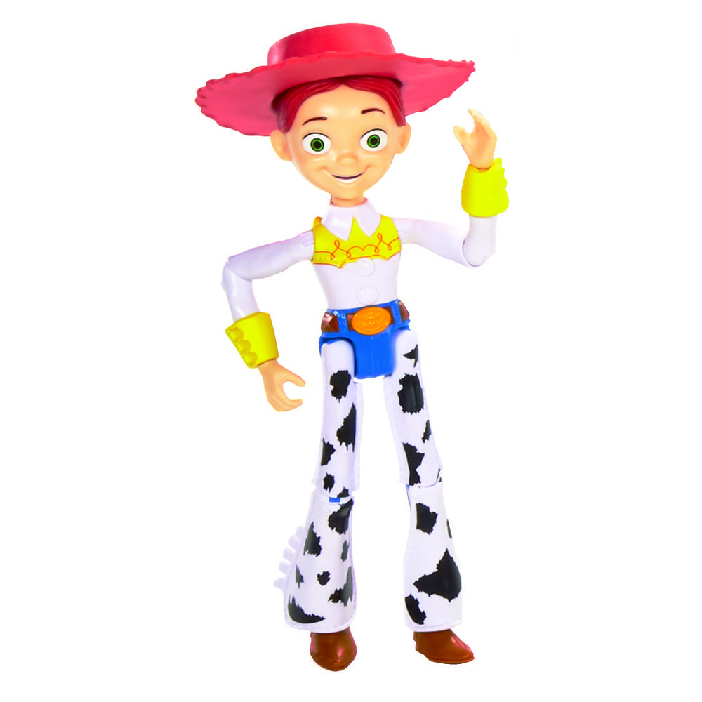Disney Toy Story 4 Jessie - 18 cm
