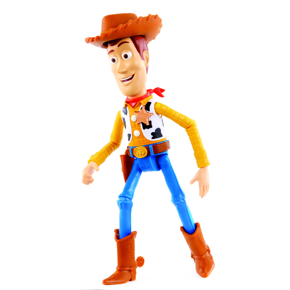Disney Toy Story 4 pratende Woody - 18 cm