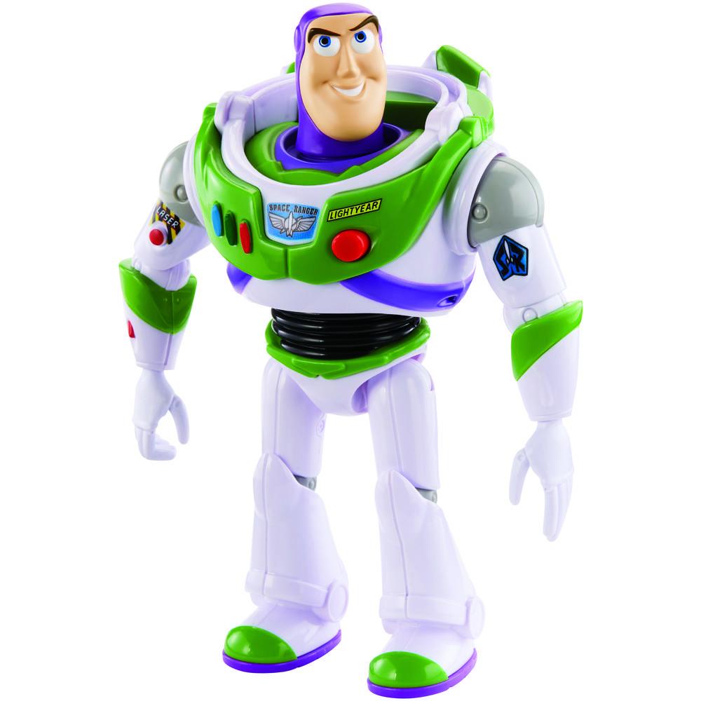 Disney Toy Story 4 pratende Buzz Lightyear - 18 cm