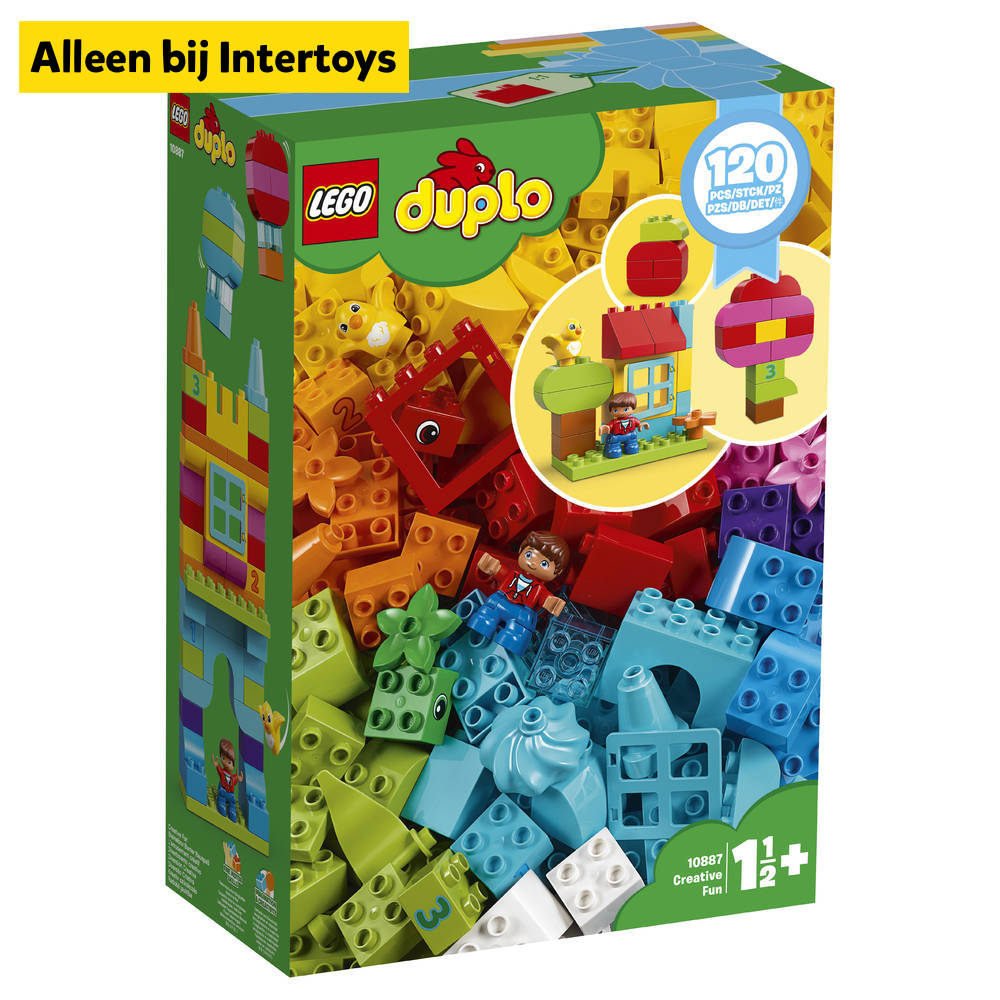 LEGO DUPLO creatief plezier 10887