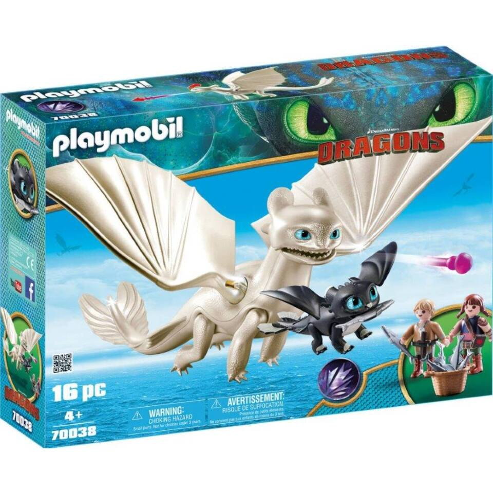 PLAYMOBIL Dragons Hemelfeeks speelset 70038