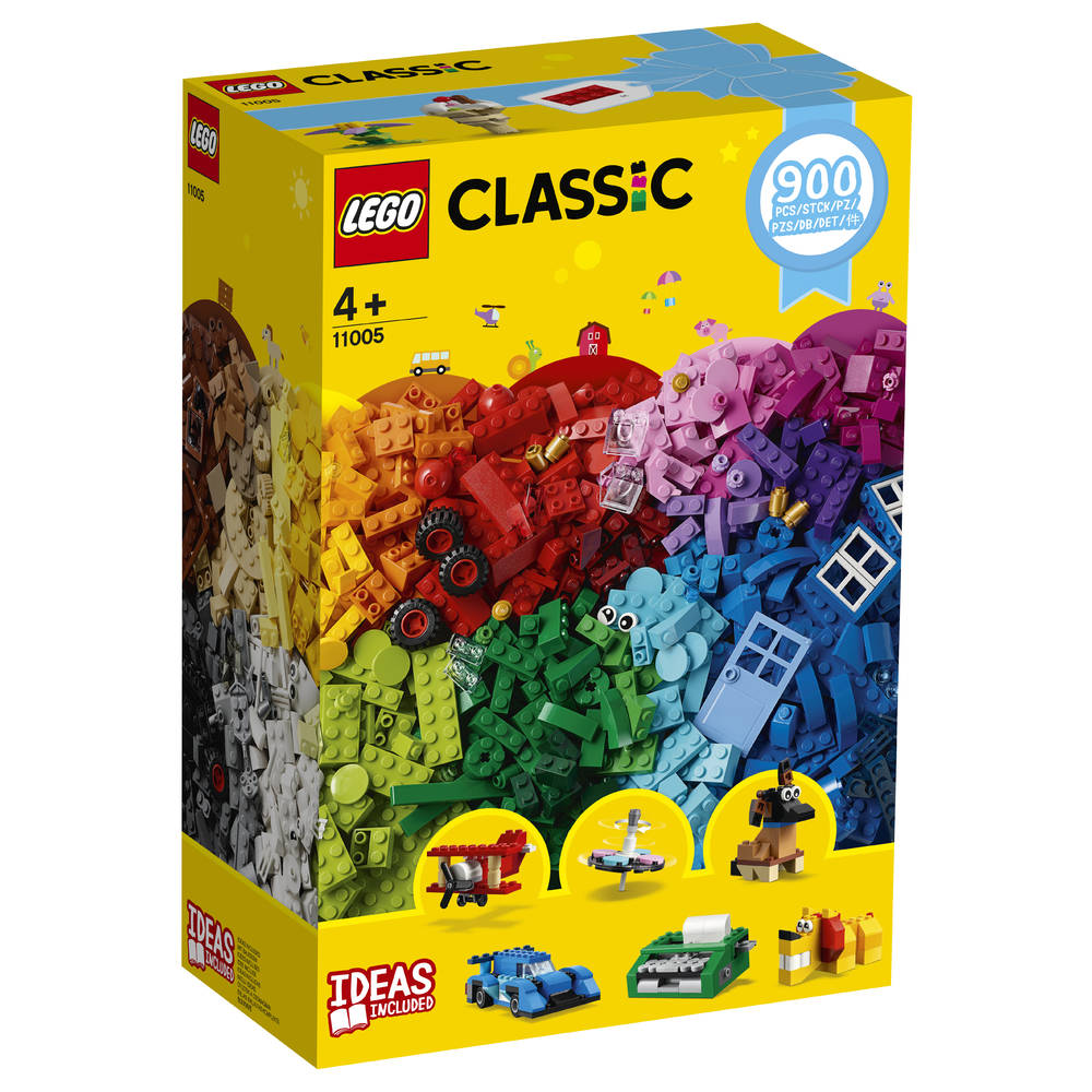 LEGO Classic creatief plezier 11005