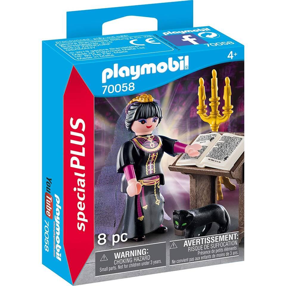 PLAYMOBIL SpecialPLUS heks met toverboek 70058