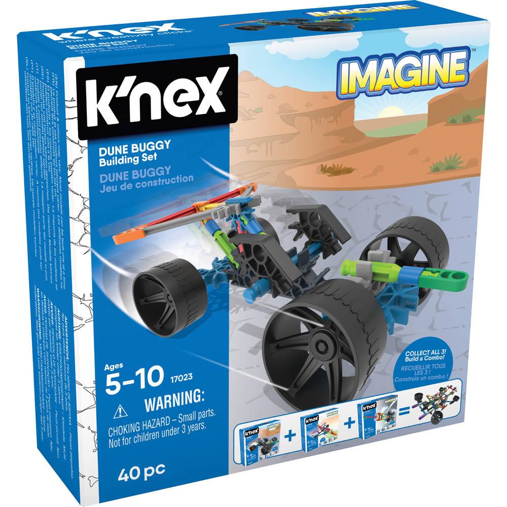 K'NEX Imagine dune buggy bouwset